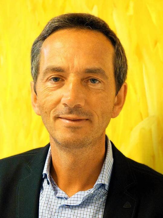Michael Rimkus, Reha- und Integrations-Experte bei der Arbeitsagentur Lörrach.