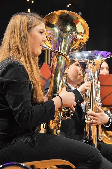 Blick ins Jugendorchester  | Foto: Sylvia-Karina Jahn
