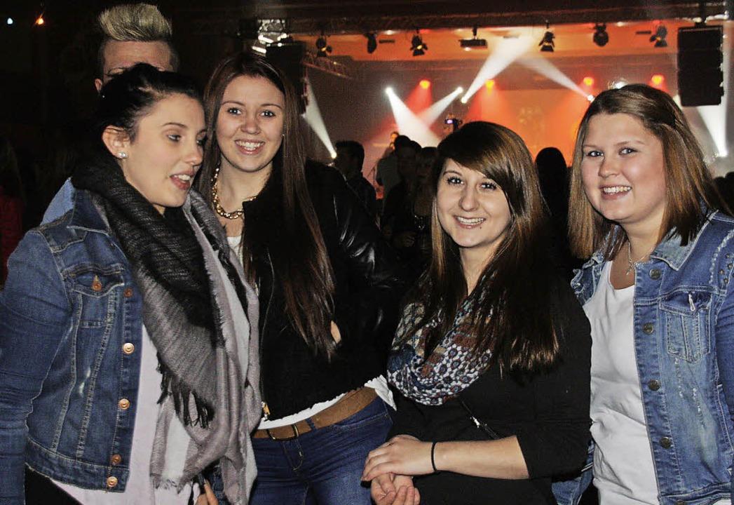 Viele Besucher – wie diese Party... X-Mas Party der Landjugend Bahlingen.    Foto: Christiane Franz