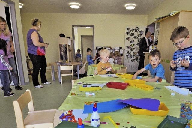 Generationenhaus und Schule