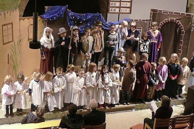 Die guten Hirten von Bethlehem