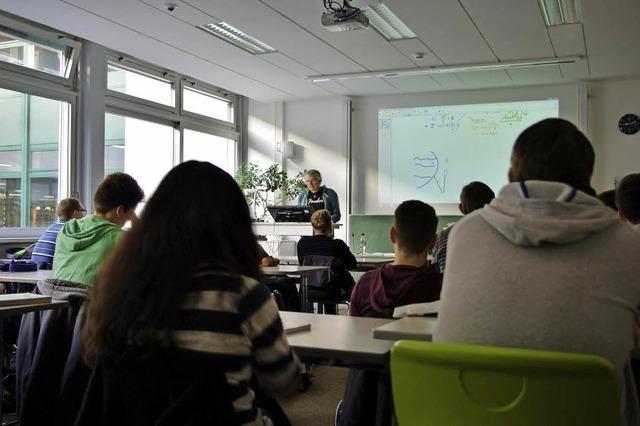 Das Klassenzimmer der Zukunft