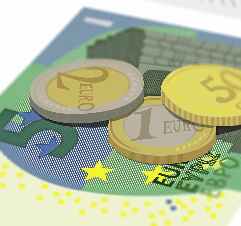 8,50 Euro beträgt der Mindestlohn.   | Foto: dpa