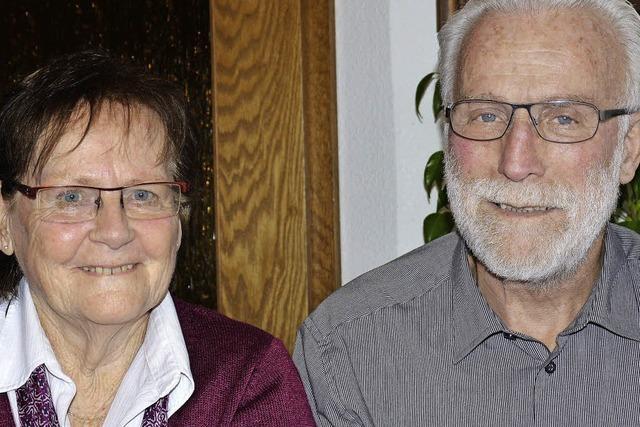 Ein Paar mit viel Herzblut