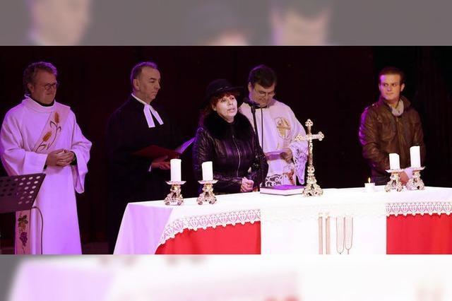 Bethlehems Licht in der Manege