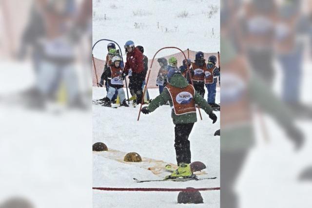 Viele Skilifte sind in Betrieb