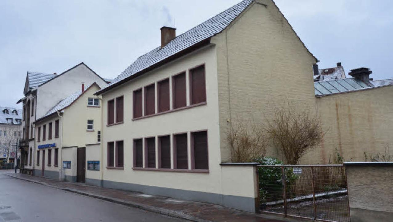 Das ehemalige Gelände von Verlag und D...umann. Hier gibt's Neubaupläne.     Foto: Nikolaus Trenz