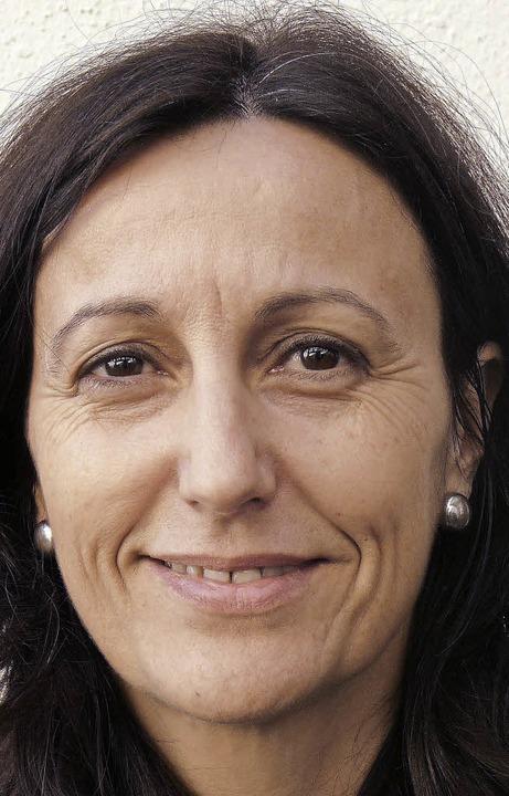 Valérie Bonfiglio.  | Foto: Claudia Gabler