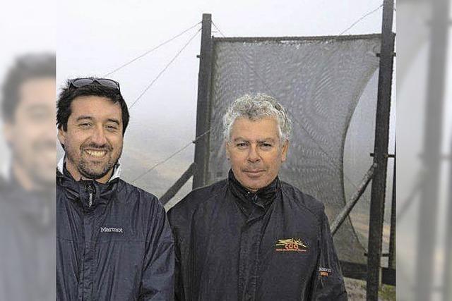 Die Nebelfänger aus der Atacamawüste