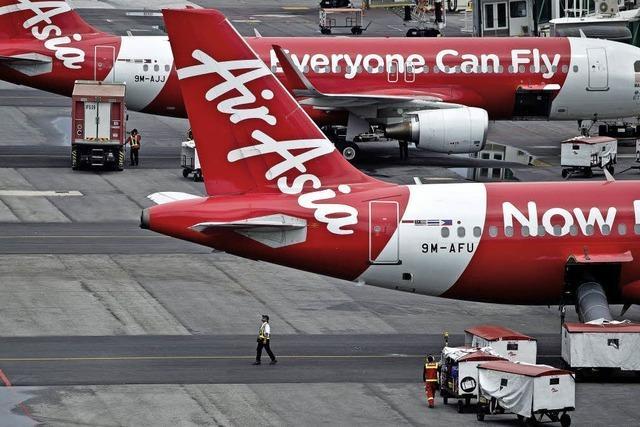 Erneut wird ein Flugzeug vermisst
