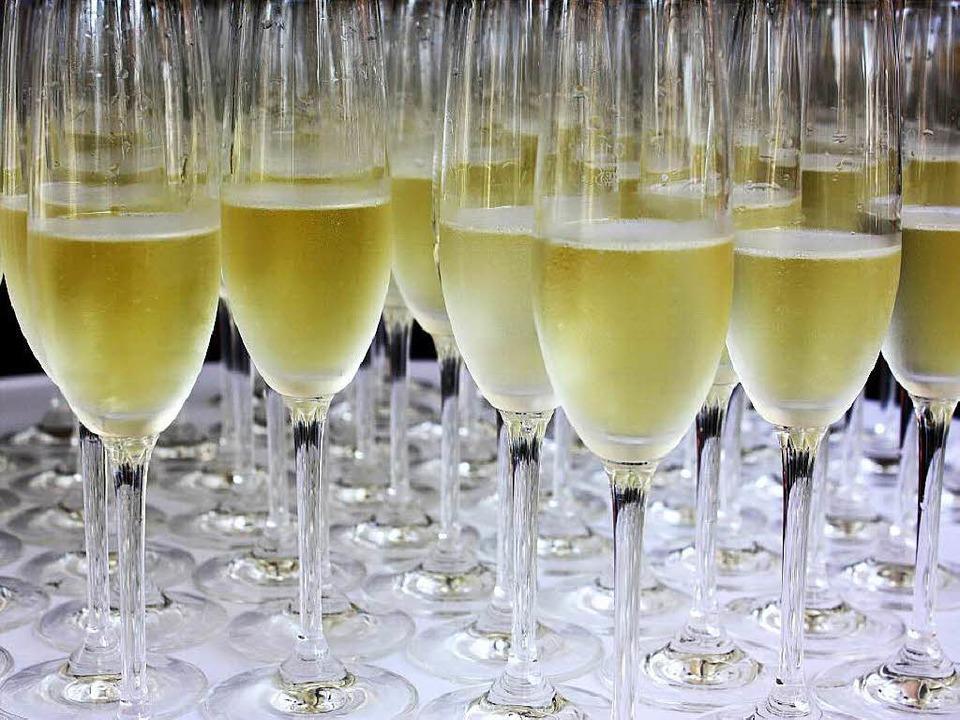 Ein Symbol für Reichtum : Champagner   | Foto: FOTOLIA.COM (ChrISTART)