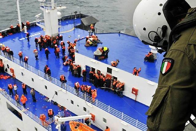 Evakuierung der Adria-Fähre abgeschlossen – mindestens acht Tote