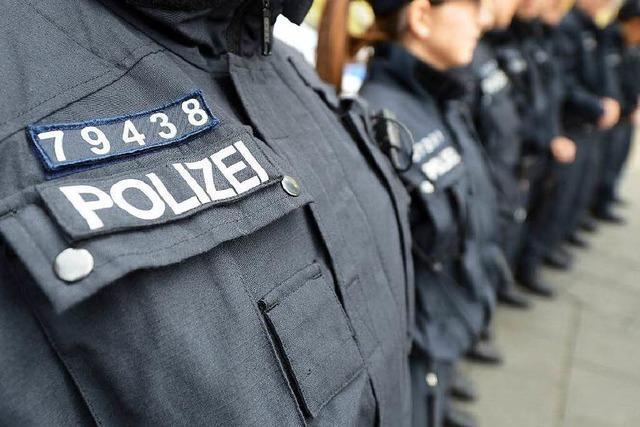 Kennzeichnungspflicht für Polizisten kommt