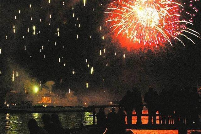 Basel lockt mit XXL-Feuerwerk und Gratis-Glühwein