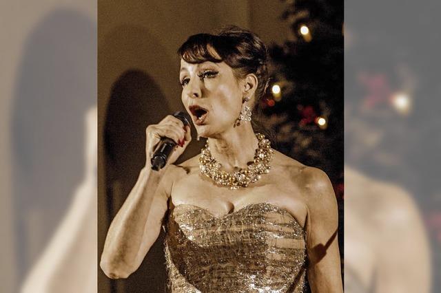 Anna Maria Kaufmann begeistert Zuhörer in Lenzkirch