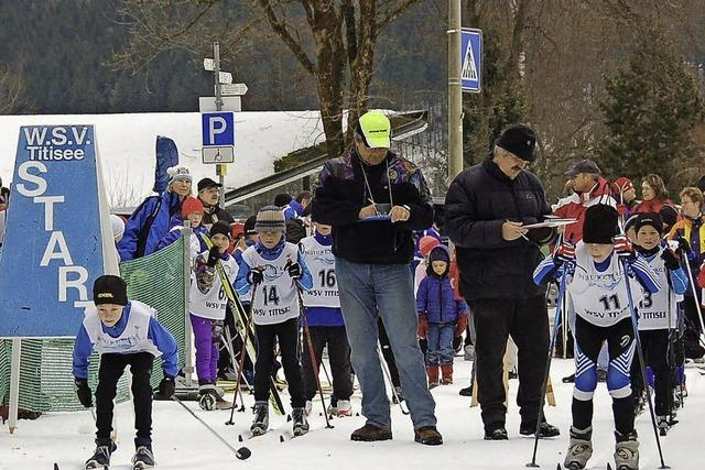 Silvesterlanglauf in Titisee