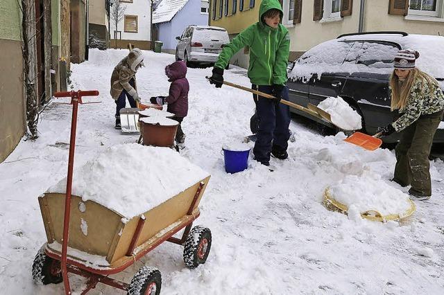 Mit Schnee und Eis in den Endspurt des Jahres