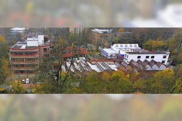 Die Freiburger Gewerbeakademie in Landwasser wird für 1,16 Millionen Euro modernisiert