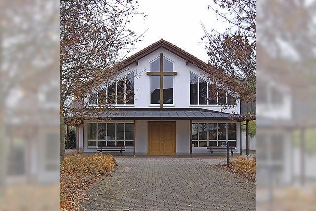 Empfang 2015 in der Kapelle