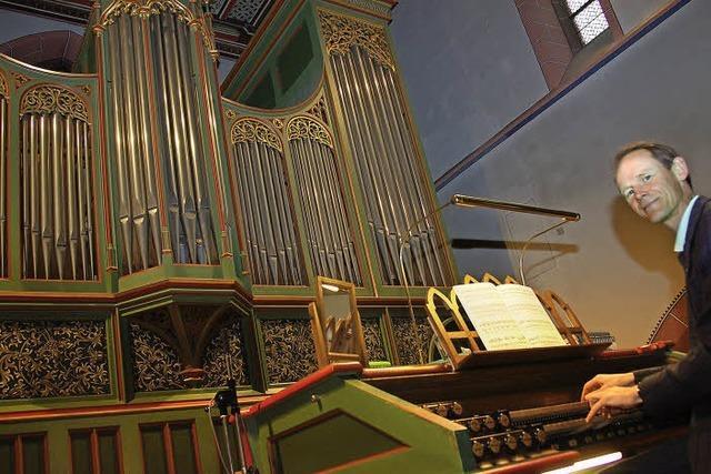 Glottertäler Orgel mit Aussagekraft