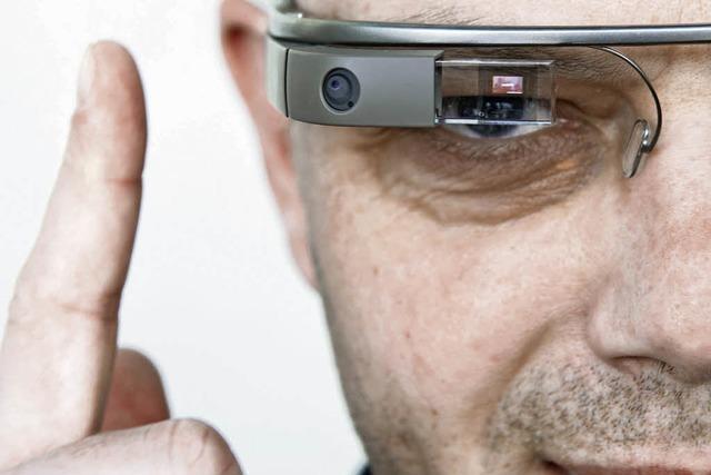 Nie mehr ohne Datenbrille