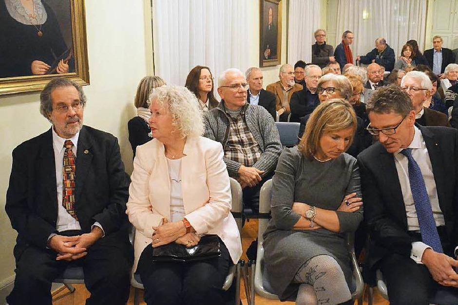 Impressionen vom Bürgerpreis 2014 im Dietschy-Saal (Foto: Ingrid Böhm-Jacob)