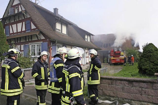 Brände, B 36 und die Geothermie
