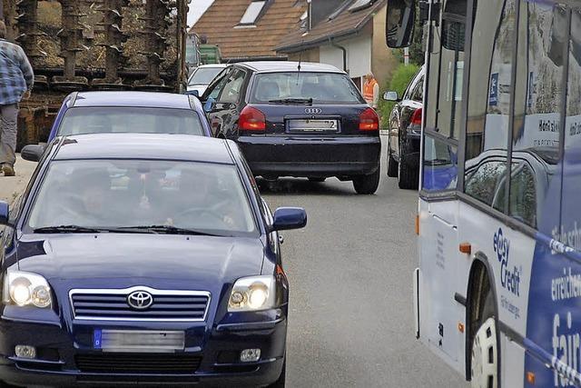 Verkehrspolitik beschäftigt bis Berlin