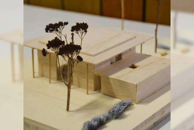 Eine Gemeinde, zwei Bauvorhaben