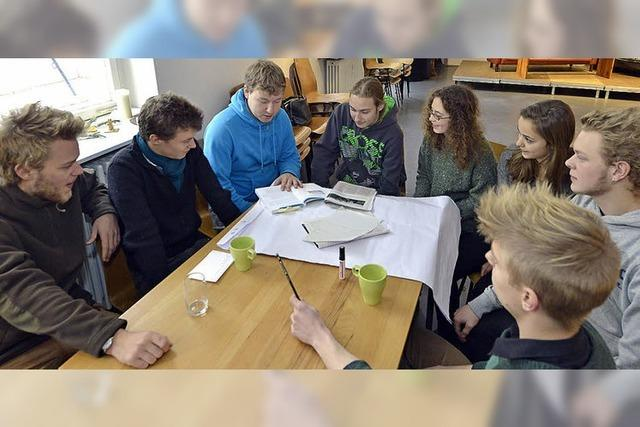 Freiburger Methodos-Schüler pauken in der Ferienzeit aufs Abi
