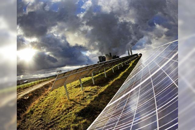 Der Solarboom ist vorbei
