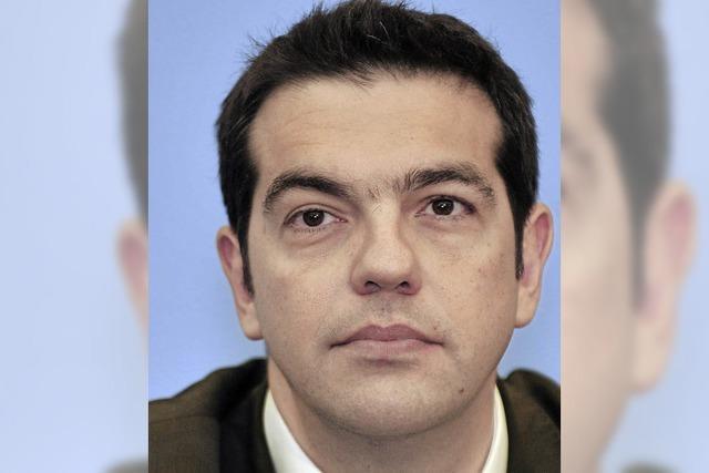Alexis Tsipra: Der Mann, der kein