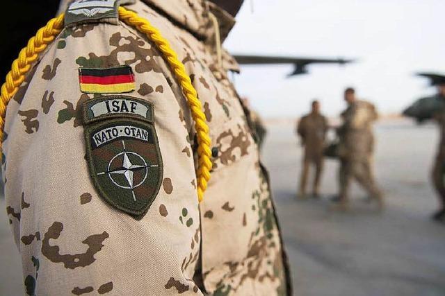 Bundeswehr lieferte Zieldaten für Angriffe auf Taliban