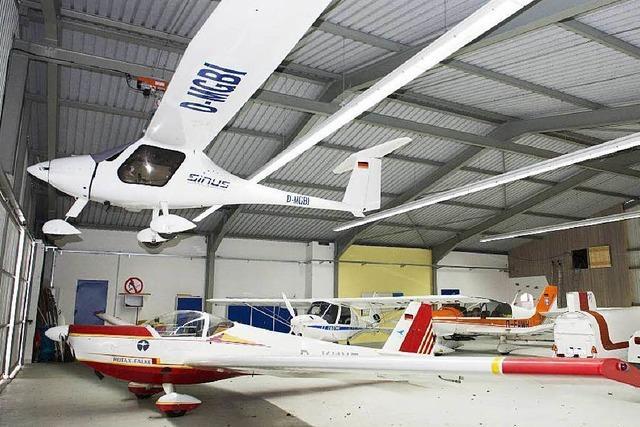 Wie Phoenix aus der Asche: Der Markgräfler Luftsportverein