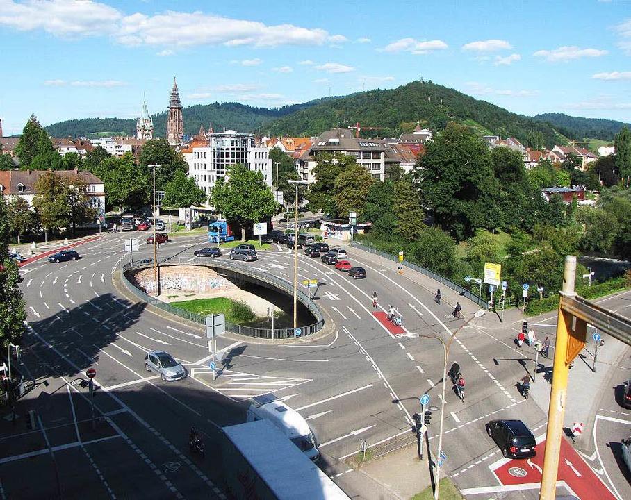 Das Freiburger Elefantenklo wird abgerissen.  | Foto: Visualieierung Stadtverwaltung Freiburg