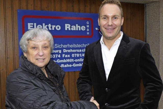 Haslacher Firma übernimmt Elektro Rahe
