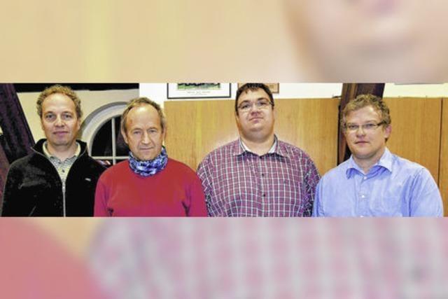 Förderverein wählt Vorstand