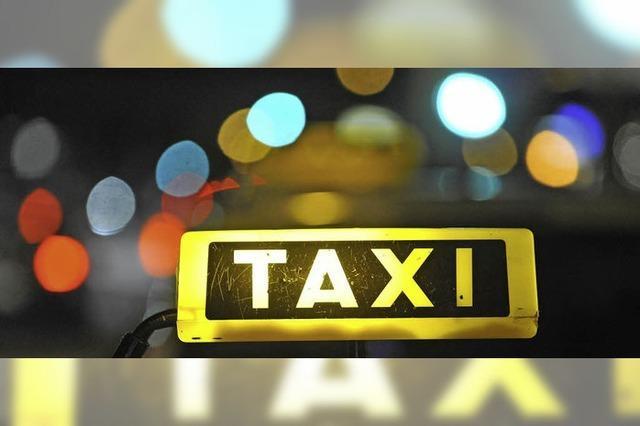 Taxi-Frust in der Silvesternacht