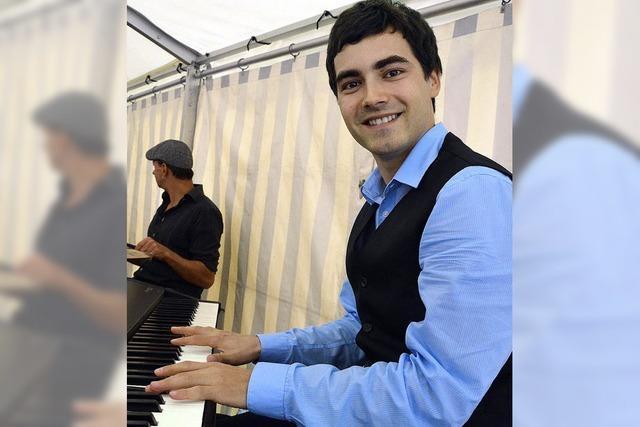 Pepperhouse-Pianist aus Budapest