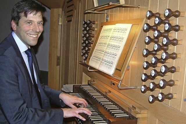 Orgel-Juwelen virtuos zum Klingen gebracht