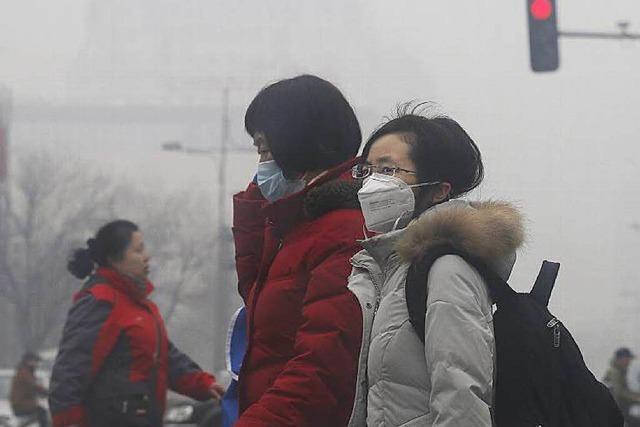 Viele Chinesen wollen nur noch weg