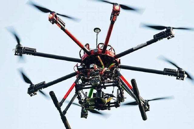 Drohnen können mehr als töten und überwachen