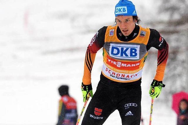 DSV-Kombinierer gewinnen Heim-Weltcup in Schonach – Rießle fällt aus