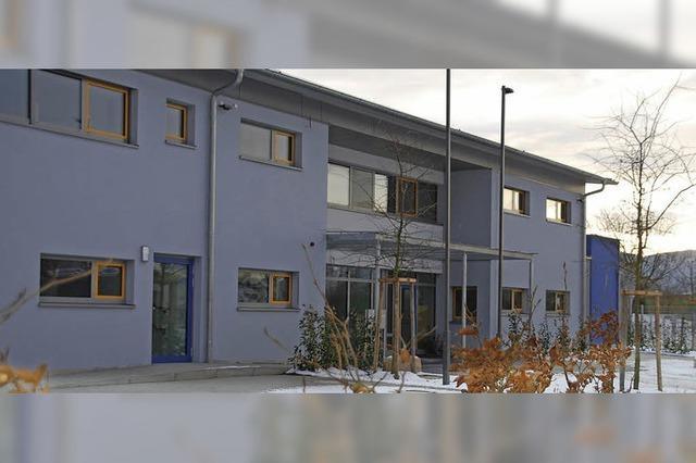 Ein Kindergarten fürs neue Baugebiet