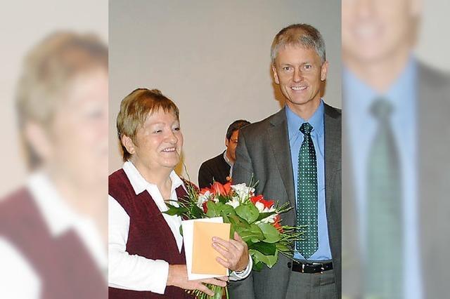 Ruth Braun nimmt nach 38 Jahren Abschied