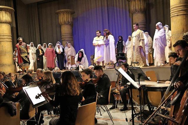 Große Oper, klangschöne Stimmen