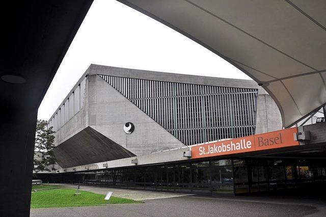 Basel entscheidet über 90 Millionen Franken teure Sanierung der St.Jakobshalle