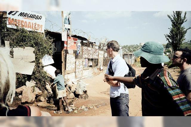In Soweto Soweto boomt der Slum-Tourismus