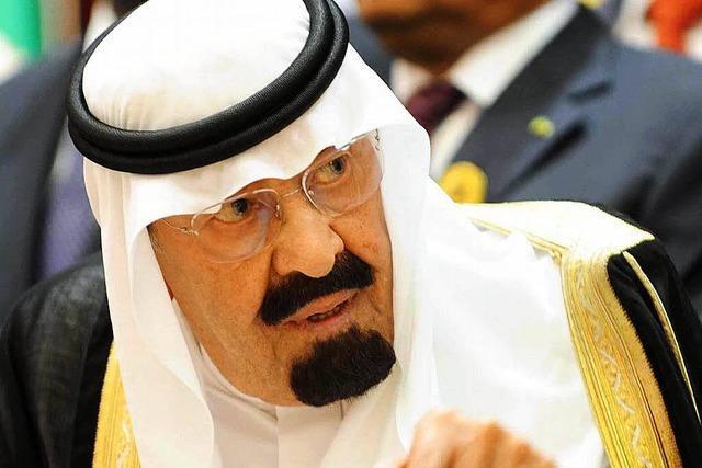 Saudi-Arabien: Wenn der König stirbt, droht Instabilität