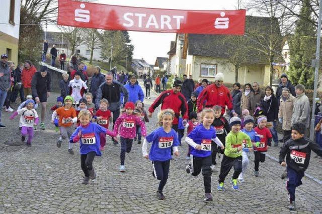 Laufereignis für Groß und Klein